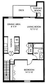 Second Floor Apartment