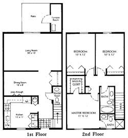 GFR Floor Plan